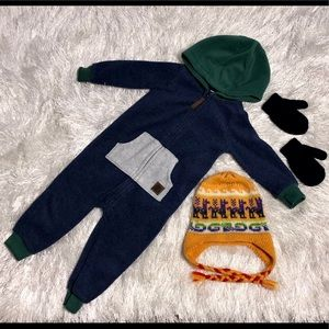 Boys 12 Months Fall Winter Bundle